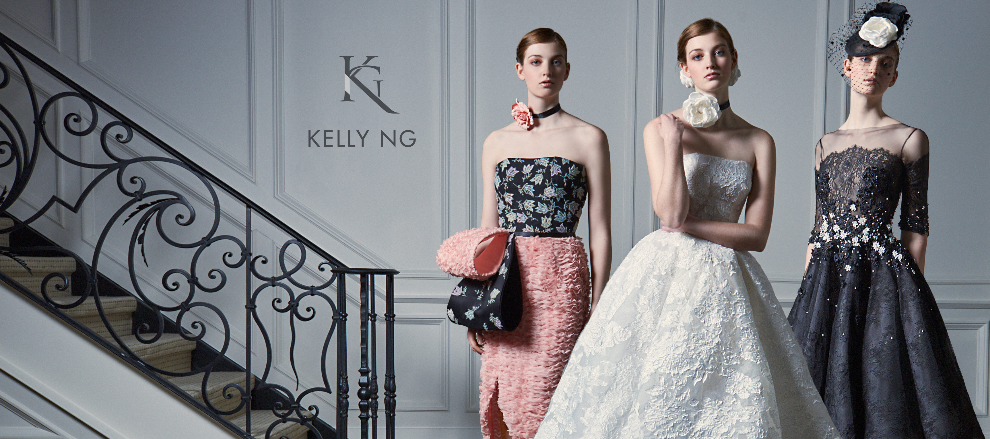 Evening Dresses & Gowns Collection in Toronto - Kelly NG Couture